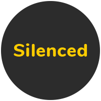 silenced badge