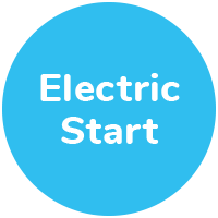 electric start badge