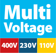 Multi voltage unit