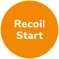 recoil start badge