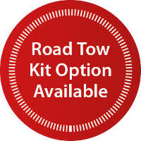 road-tow option available