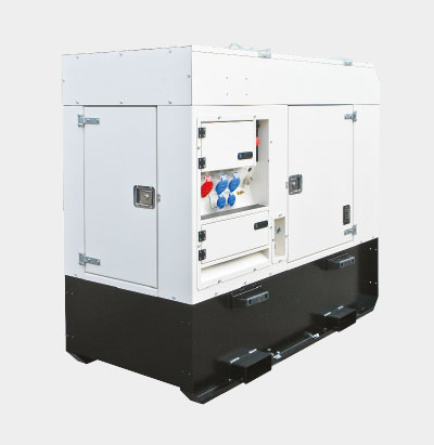 Event Ready Diesel Generators