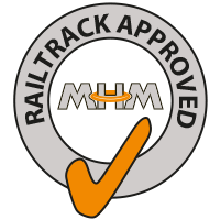 railtrack Approved badge