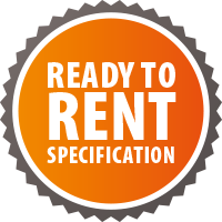 ready to rent spcification badge